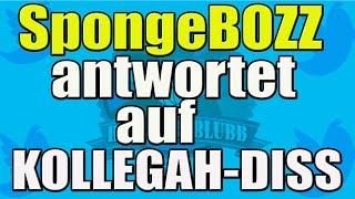 SpongeBOZZ: Antwort auf Kollegah Diss vom Zuhältertape 4