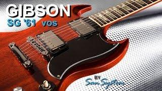 GIBSON - SG Standard Reissue 61 V.O.S. (Custom Shop)
