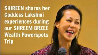 Video SHREEM BRZEE Trip:  Shireen's  Goddess Lakshmi Experience download MP3, 3GP, MP4, WEBM, AVI, FLV Agustus 2018