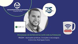 Café Com Automação - Rodrigues Costa - PECEM