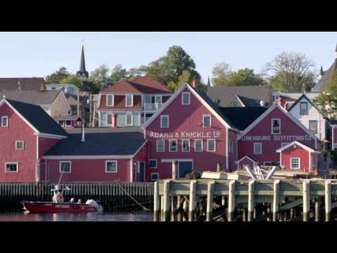 Lunenburg UNESCO World Heritage Site