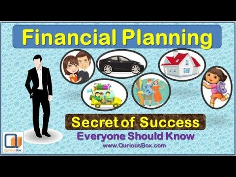 Financial Planning Secret of Successful people | QuriousBox