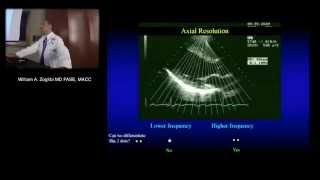 Echocardiography & Doppler Basics...Physics...Etc (William A. Zoghbi, MD) Sep. 15, 2015