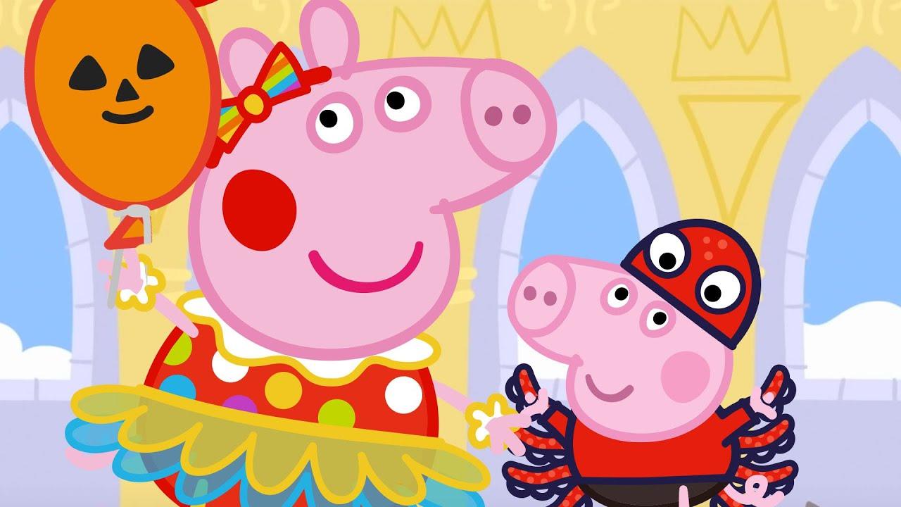 Peppa Pig Português Brasil   Que tesouro a Peppa encontrou?   Desenhos Animados