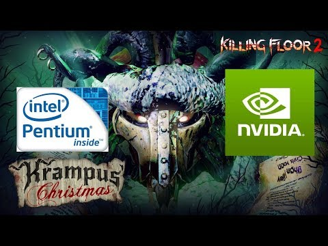 Killing Floor 2 Intel Pentium G620 GT 1030 2GB Ram 8GB