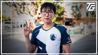 Doublelift reveals who his dark horse team is for LCS 2019
