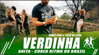 Baixar Verdinha - Ludmilla | RITMO DO BRAZIL (Coreografia) Dance Video