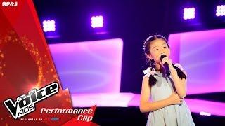 The Voice Kids Thailand - เหม่ยหลิน ศุภกร - อยากเป็นคนสำคัญของเธอ - 7 Feb 2016