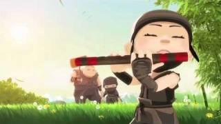 Mini Ninjas for Mac - Meet Suzume