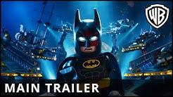 LEGO® Batman Elokuvan virallinen trailer