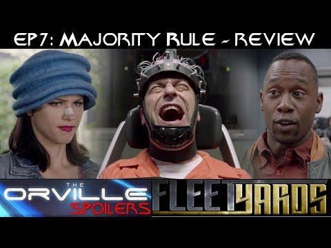 "Orville S01E07 ""Majority Rule"" Spoiler Review/Analysis - Fleetyards"
