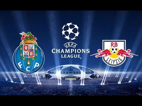 Match Sim / Porto vs Leipzig / UEFA Champions League 2017-2018 /