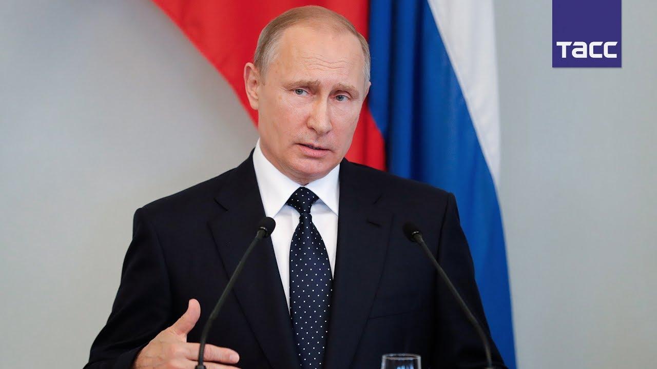Путин рассказал об отношении России к тому, что США могут ввести новые санкции