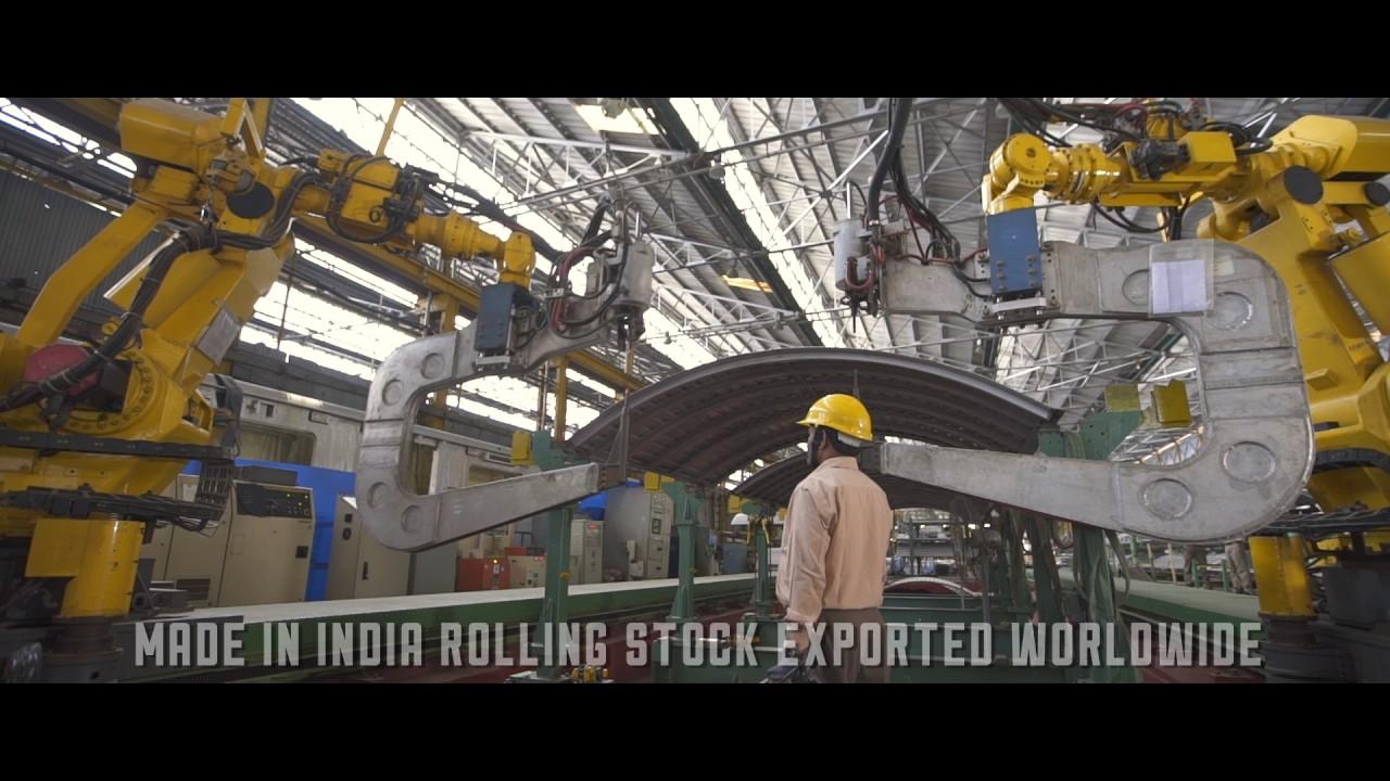 RAILWAYS - Make In India
