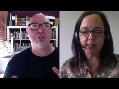 Talking social media and content marketing with Carolyn Hyams, Firebrand Talent