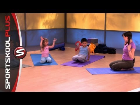 Preschool Yoga with Abby Willis