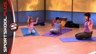 Preschool Yoga with Abby Willis