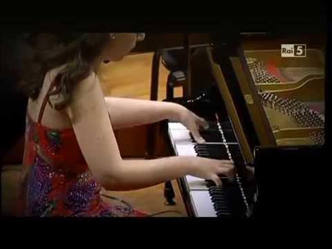 Sergei Prokofiev - Concerto per Pianoforte e Orchestra n. 2 - Beatrice Rana (pf.)