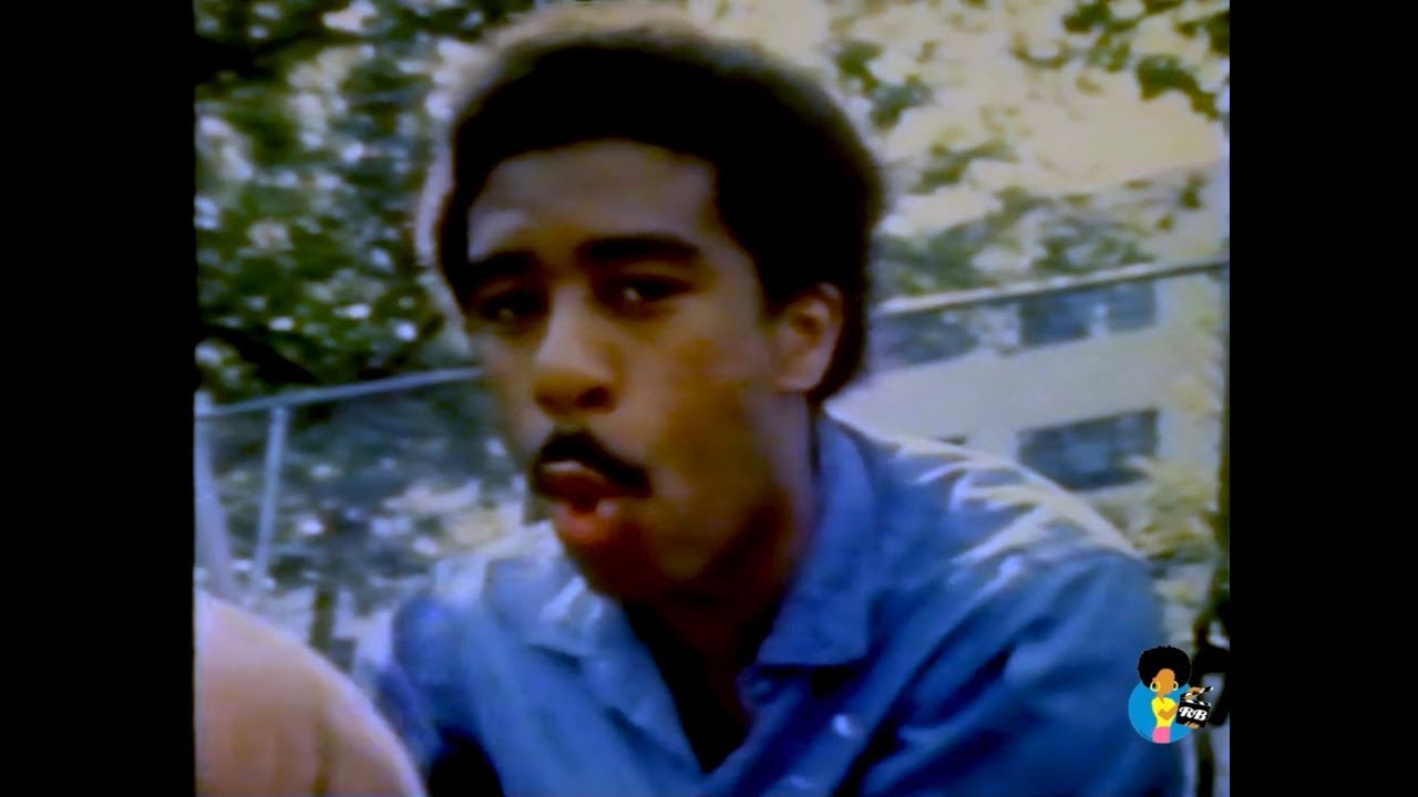 Richard Pryor Keeps It Reel (1971) | RARE