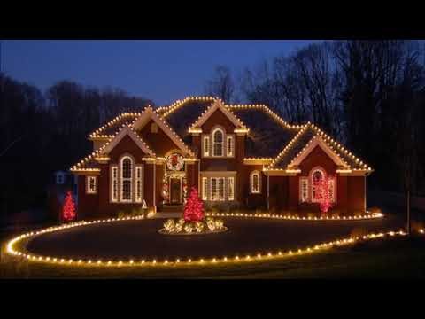 Best Christmas Light Installation Services Outdoor Christmas Light Installation In Omaha NE