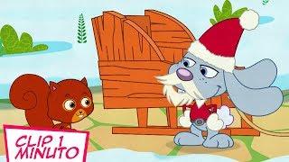 MINI CUCCIOLI Babbo Natale ed il trasloco [CLIP UFFICIALE]