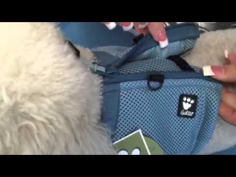 Hurtta Evaporating Dog Cooling Vest | www.KeepDoggieSafe.com