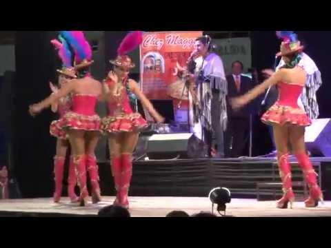 los kjarkas morenada chacaltaya cusco  2015 HD