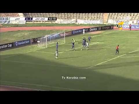 ملخص مباراة الملعب المالي و الأهلي || كأس الإتحاد الإفريقي