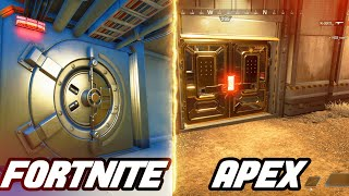 7 Things That Fortnite Copied From Apex Legends