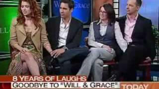 WILL AND GRACE -  Today show interview