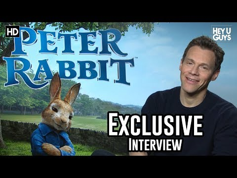 Director Will Gluck - Peter Rabbit Exclusive Interview Mp3