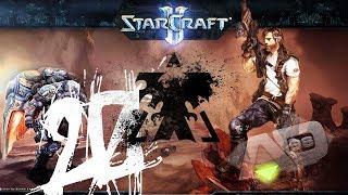 StarCraft II: Wings of Liberty | Машина войны | Серия 20