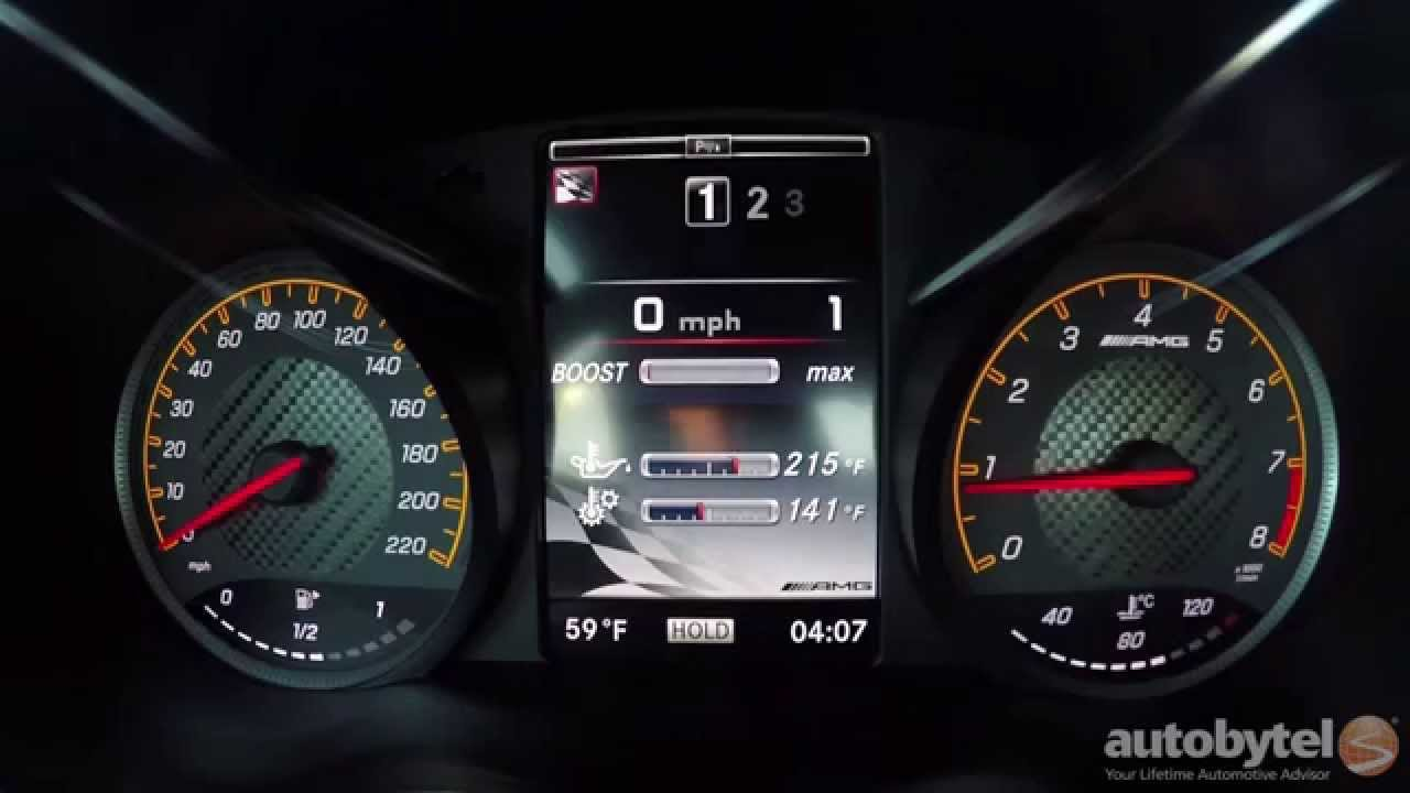 2016 Mercedes Benz Amg Gt S 0 60 Mph Test Video 503 Hp 4