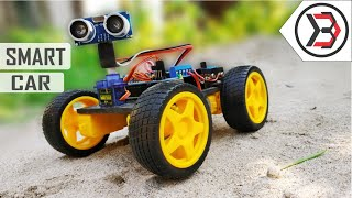 How To Make A DIY Arduino Obstacle Avoiding Car At Home