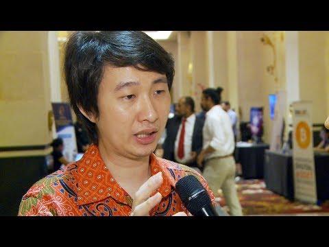 Oscar Darmawan: Anyone can use Bitcoin in Indonesia, but not as payment