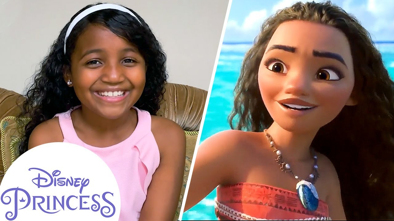 Real Life Princess | Arielle - Inspired by Moana and Ariel | Ultimate Princess Celebration