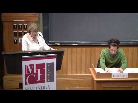 Writers Speak   Daniel Alarcón and Francisco Goldman in Conversation with Claire Messud