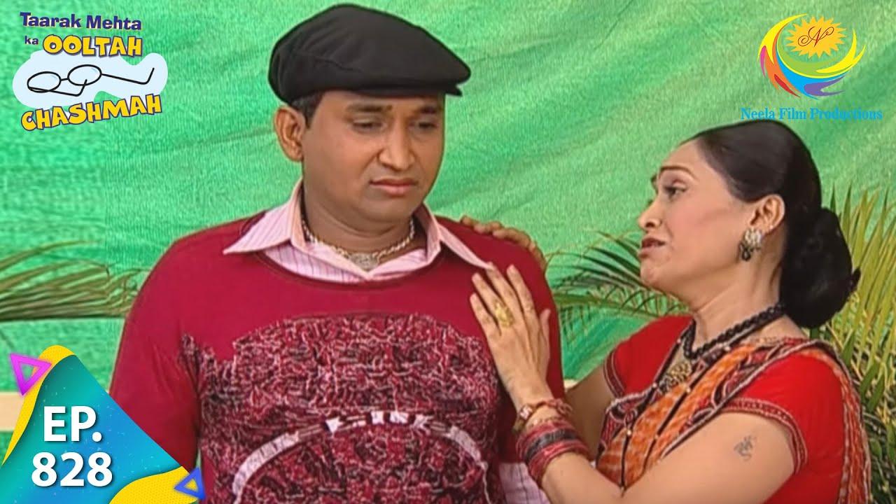Download Taarak Mehta Ka Ooltah Chashmah - Episode 828 - Full Episode