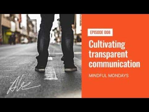 Cultivating Transparent Communication With Thomas Hübl - Everyday Alex 008