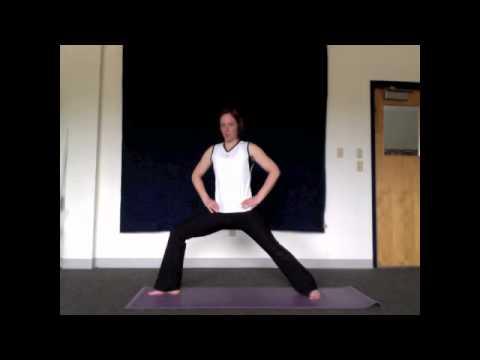 Rowers Yoga: Warrior 2