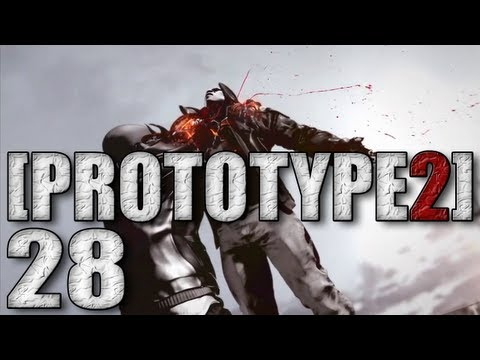 [Prototype 2] (Walkthrough / Lets Play) - Part 28: The Top of the Food Chain