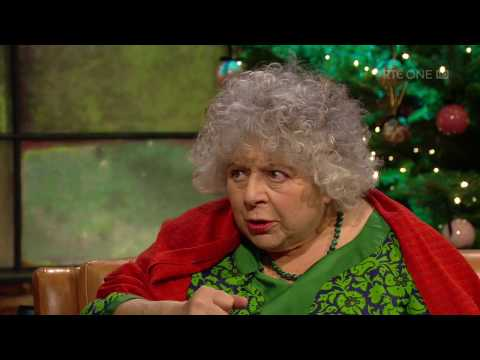 Miriam Margoyles is furious about Trump and Brexit  The Late Late   RTÉ One