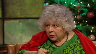 Miriam Margoyles is furious about Trump and Brexit | The Late Late Show | RTÉ One