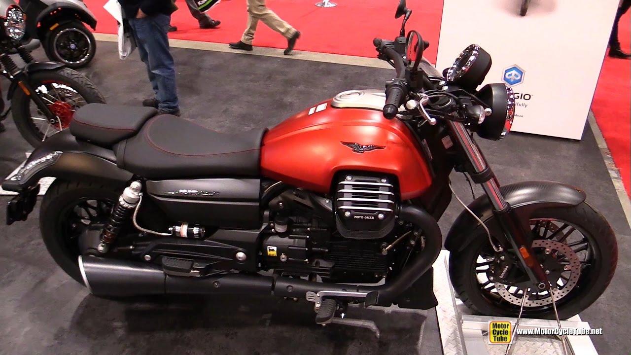 2017 moto guzzi audace walkaround 2017 toronto motorcycle show youtube. Black Bedroom Furniture Sets. Home Design Ideas