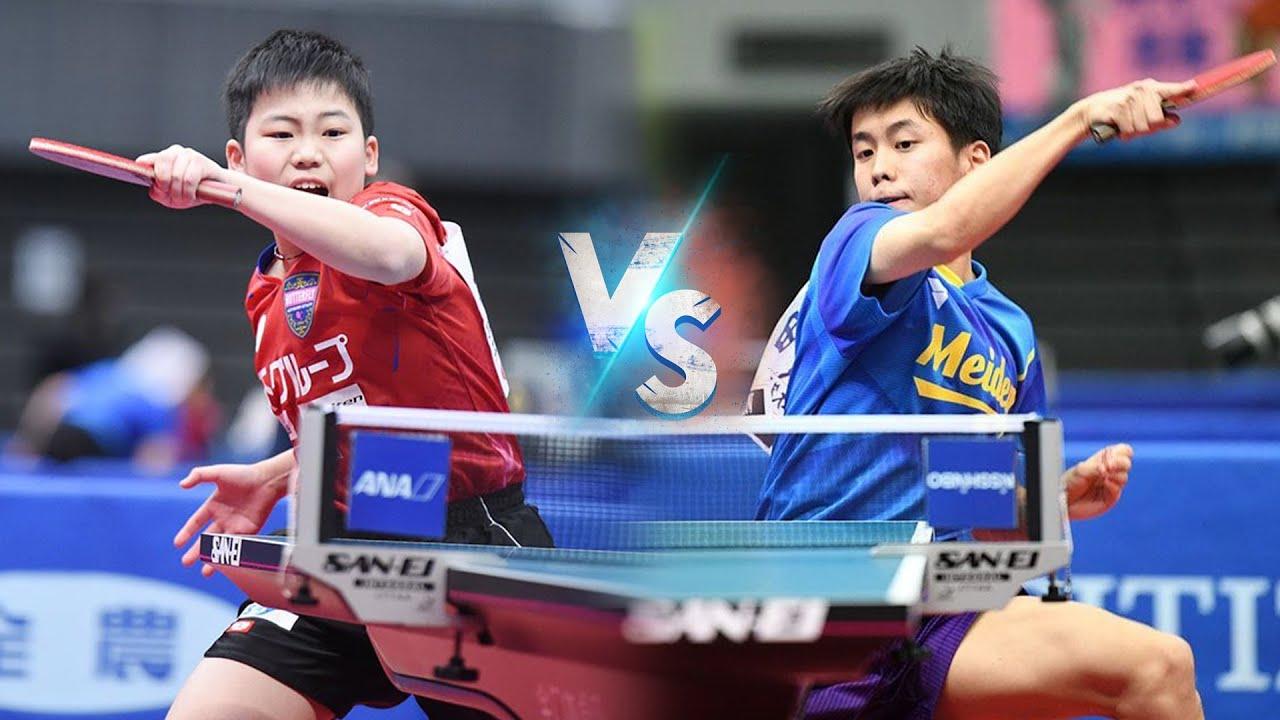 Sora Matsushima vs Kazuki Hamada | BEST ANGLE | 2021 Japan National Team Selection Tournament