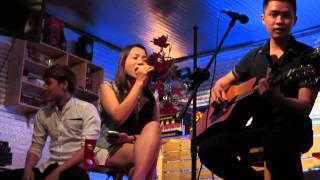 Mượn( cover) test - Rain Music cafe