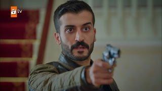 Kara Ekmek 33. Bölüm - Berkant, Çetin'i vurdu! - atv