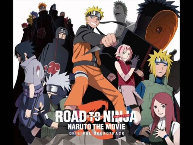 road to ninja naruto
