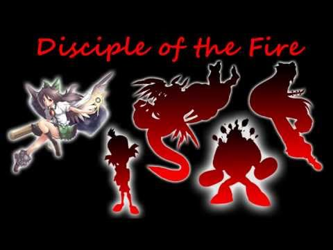 Disciple Month - Disciple of the Fire [Fighting of the Spirit, fire-related themes]