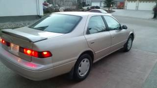 Тойота Камрі 1999 я-4 5 ступінчаста механічна передній для продажу 7808078809
